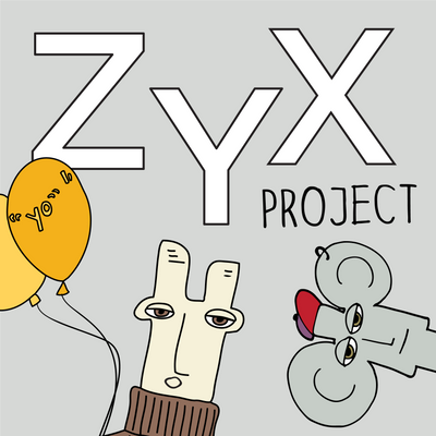 ZYX Project from The MoMeMans™ by Monica Escobar Allen