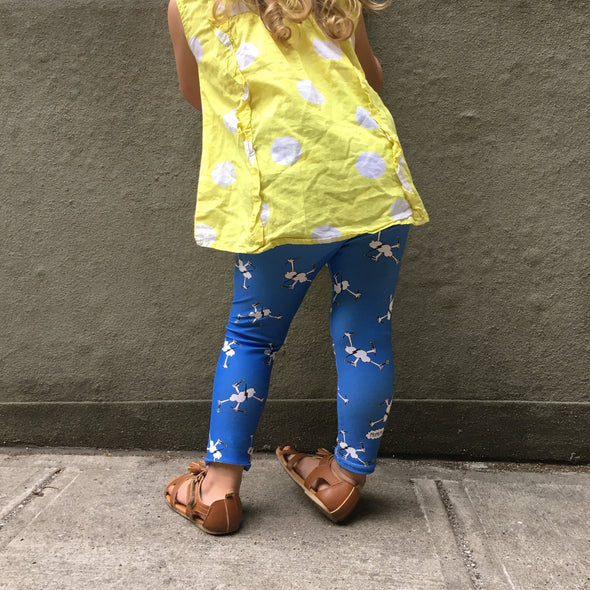 Kids Yoga Pants, Rainclouds Love Lollipops. The MoMeMans® Sizes 2T-6x