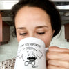 I Find You Humorous Mug. The MoMeMans™ by Monica Escobar Allen