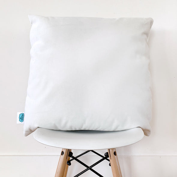 The MoMeMans® Signature Velveteen Pillow Case by Monica Escobar Allen