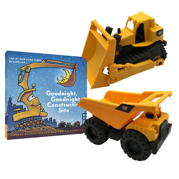 Goodnight Construction Site Gift Set