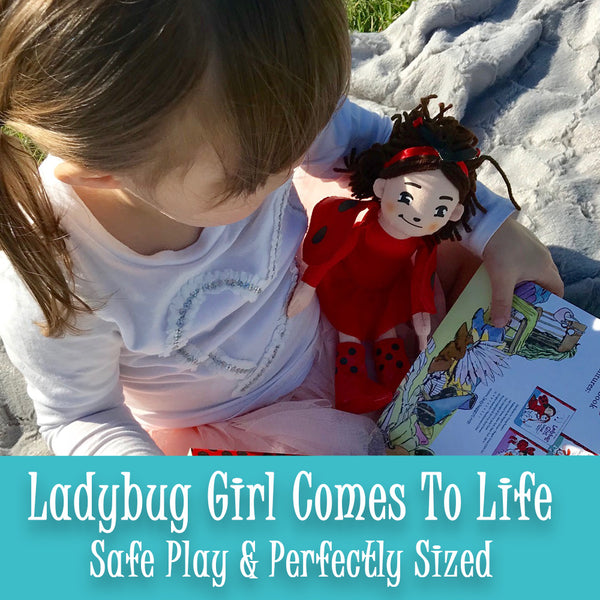 Ladybug Girl Adventure Set