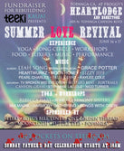 TEEKI PRESENTS: SUMMER LOVE REVIVAL