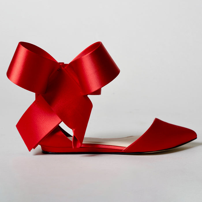 BOW FLAT RED