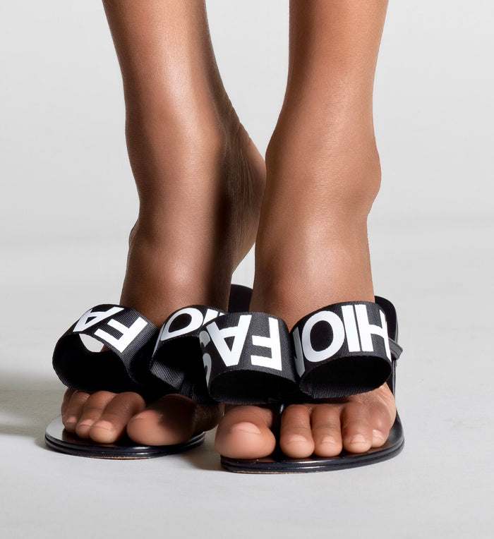 RIBBON SERIES 'FASHION' FLIP FLOP