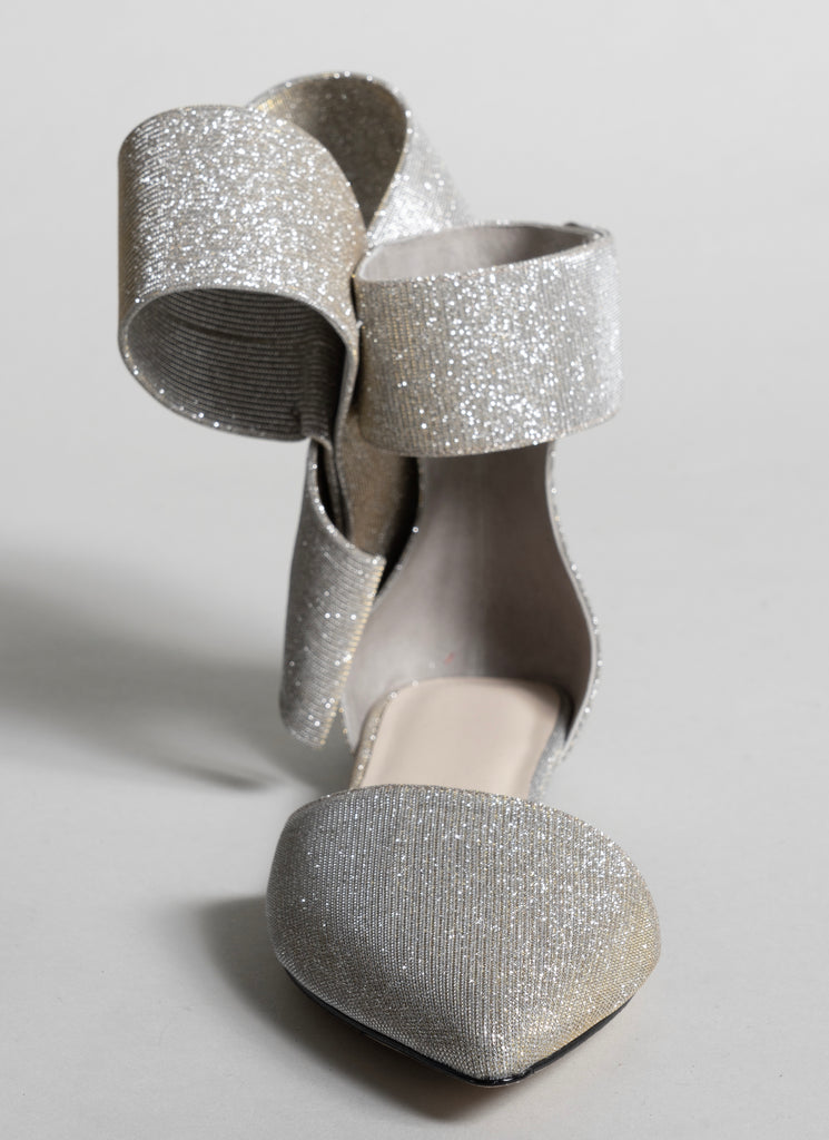 BOW FLAT SILVER