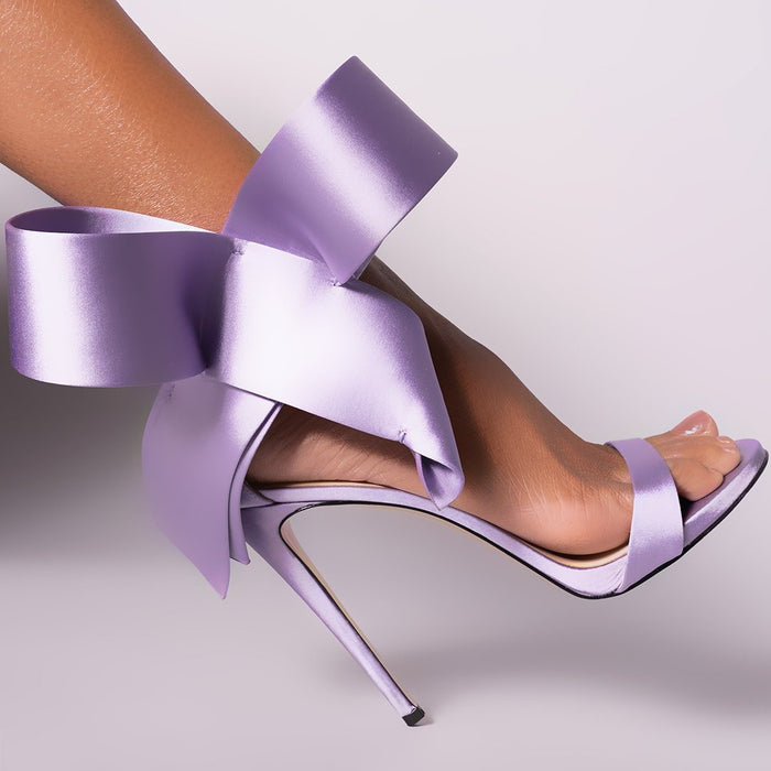 LILAC OPEN TOE