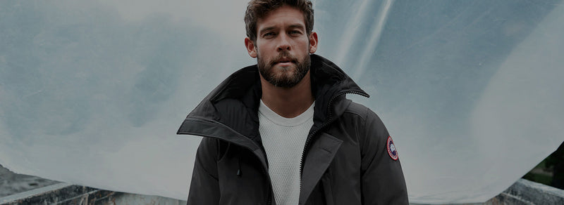 mens canada goose jackets on sale at freeds