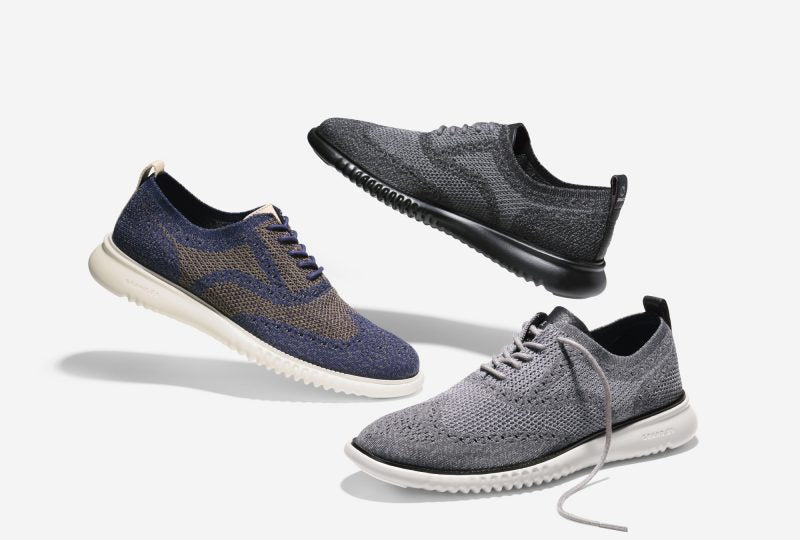 Cole Haan Stitchlite Oxfords On Sale At Freeds