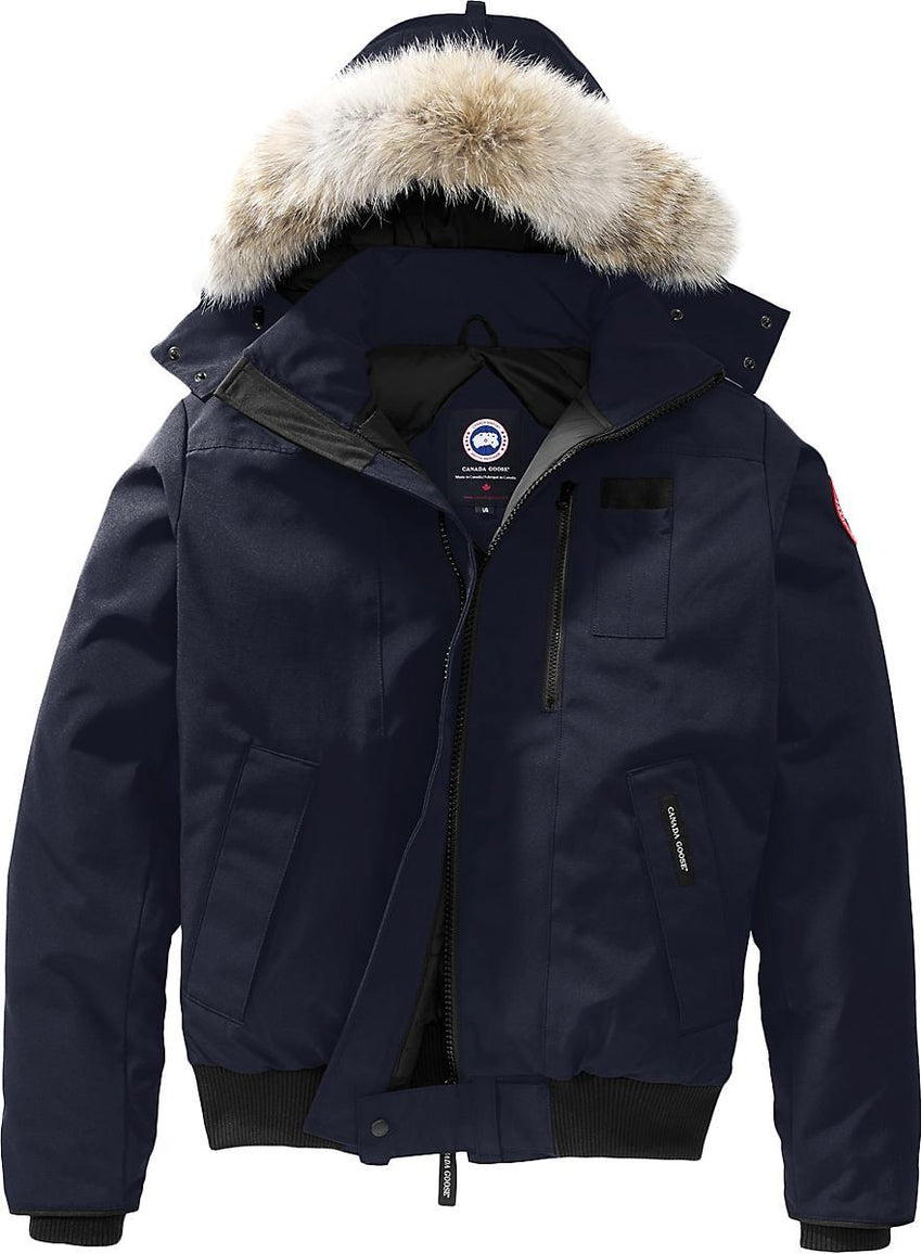 Canada Goose® | Men's Borden Bomber Admiral Blue