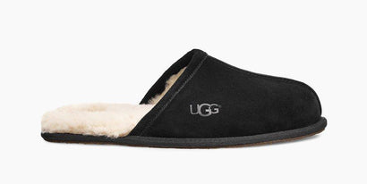 UGG Men's Scuff Slipper Black