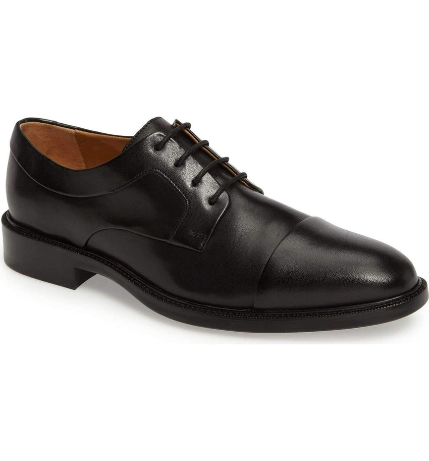 Cole Haan Warren Cap Toe Derby in Black