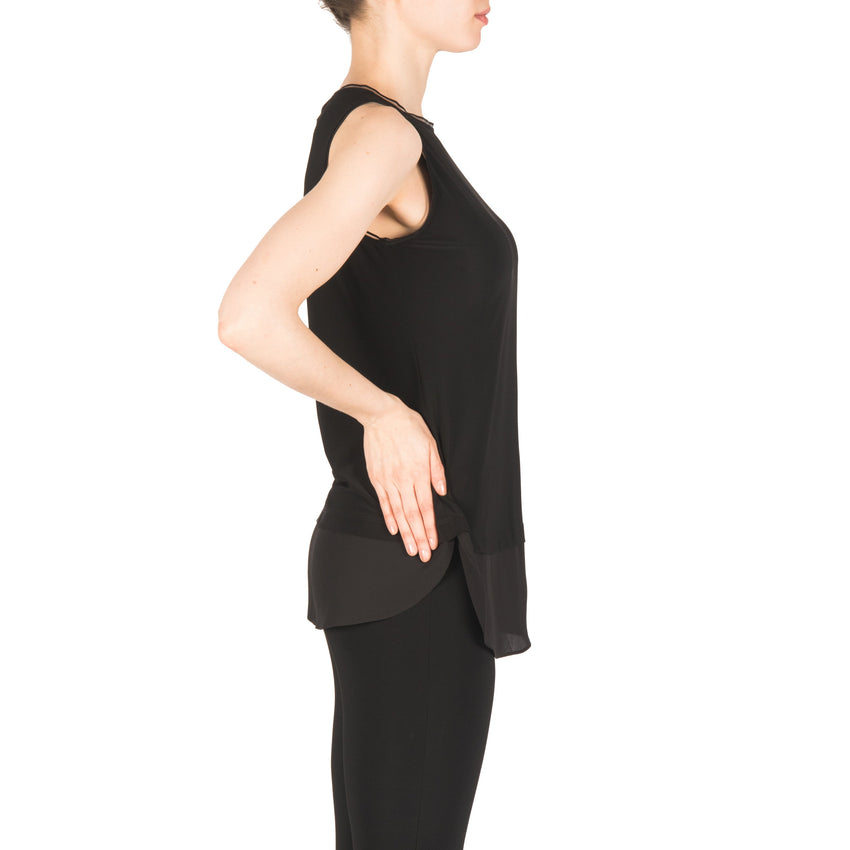 Joseph Ribkoff Top Style 183126 Black Best Price On Sale