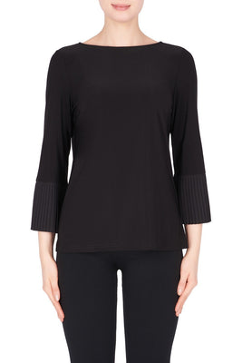 Joseph Ribkoff Top Style 183275 Black Best Price On Sale