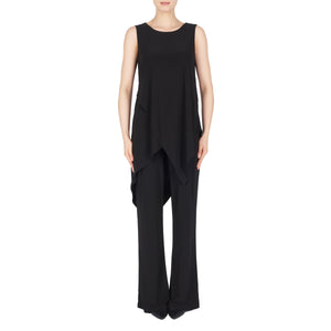 Joseph Ribkoff 191050 2-Piece Jumpsuit Black