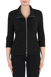 Joseph Ribkoff Jacket 191196 Black