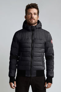 Men's Canada Goose Cabri Hoody in Black