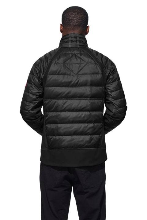 Canada Goose Men's Hybridge Perren Jacket Back