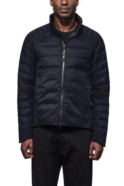 Canada Goose Men's Hybridge Perren Jacket Navy
