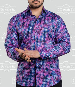 7 Downie St Long Sleeve Shirt 3040