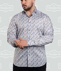 7 Downie St Long Sleeve Shirt 3070