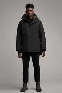 Canada Goose Men's Sanford Parka Black