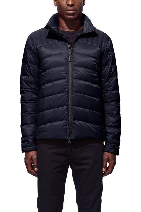 Canada Goose Men's Brookvale Jacket Admiral Blue