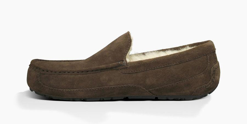 UGG Men's Ascot Slipper Brown
