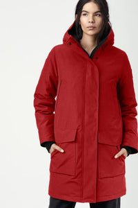 Canada Goose Canmore Parka Redwood
