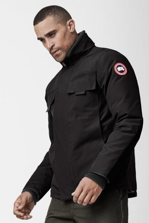 Canada Goose Men's Forester Jacket Black