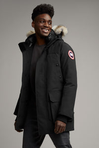 Canada Goose Men's Erickson Parka in Black