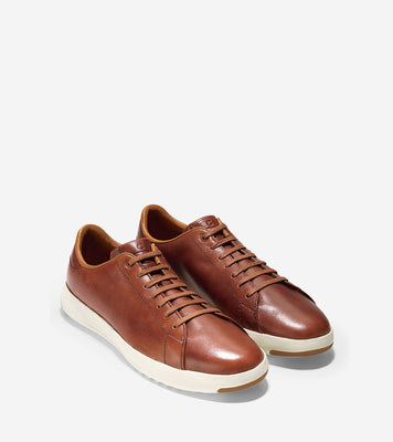 Cole Haan GrandPrø Tennis Sneaker in Woodbury Handstain