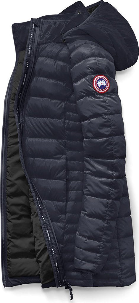 Canada Goose Ladies Brookvale Hoody Admiral Blue Black