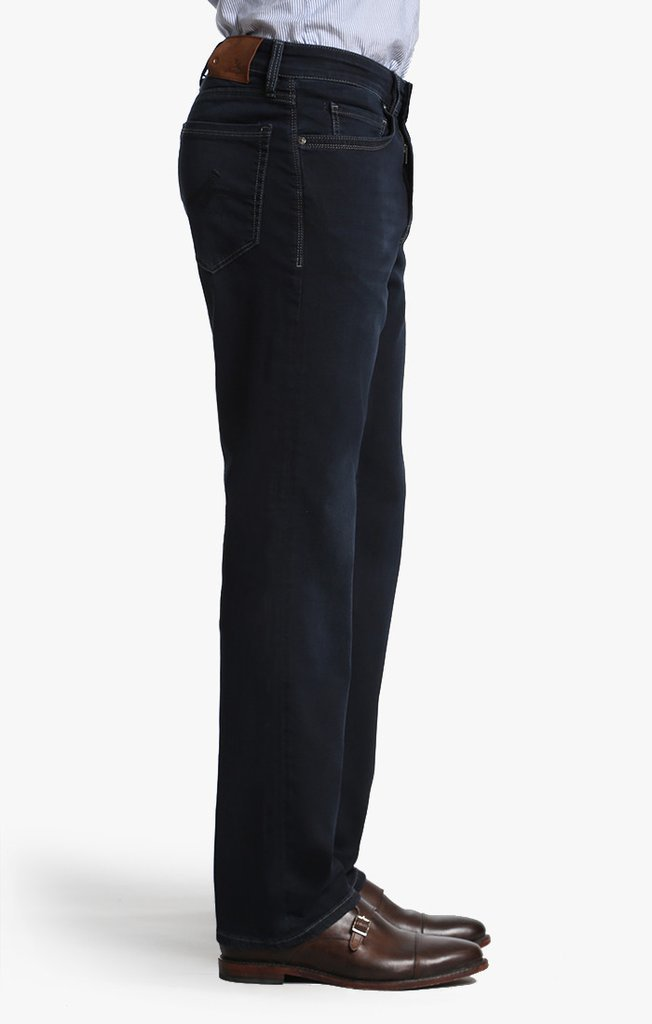 34 HERITAGE Courage Straight Leg Jeans in Midnight Austin