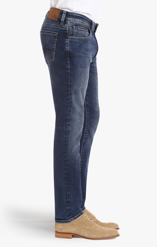 34 HERITAGE Courage Straight Leg Jeans in Vintage Core