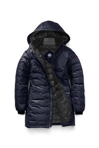 Canada Goose Womens Camp Hooded Down Jacket