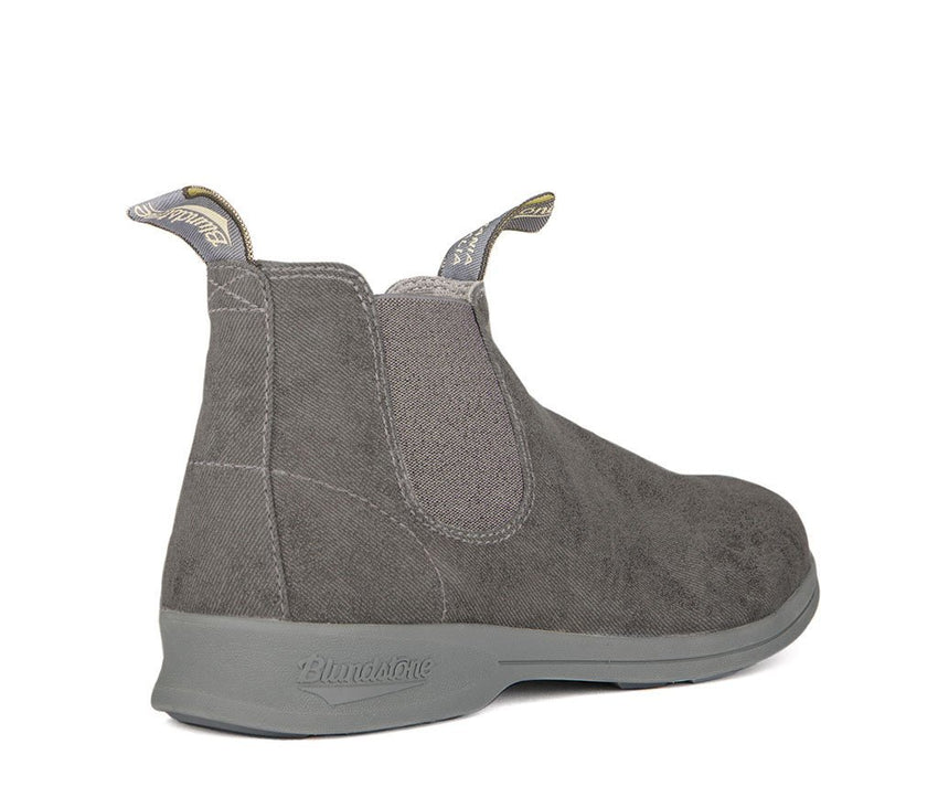 Blundstone 1368 - Canvas Boot in Charcoal