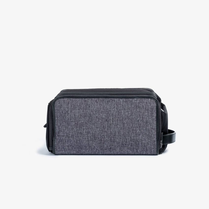 Hook & Albert Melange Fabric Travel Dopp Kit