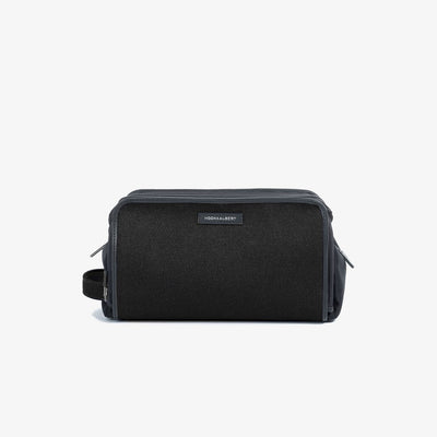 Hook & Albert Twill Travel Dopp Kit - Black