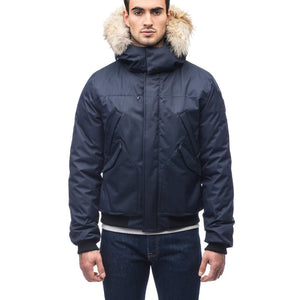 NOBIS Dylan Jacket Navy Blue