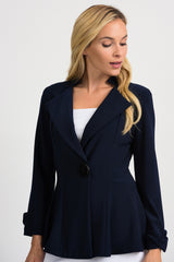 Joseph Ribkoff Midnight Blue Jacket 201436