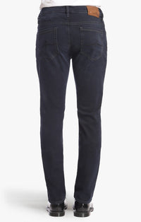 34 HERITAGE COOL TAPERED LEG JEANS IN MIDNIGHT AUSTIN