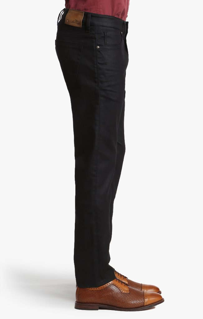 34 HERITAGE COOL TAPERED LEG JEANS IN RINSE MANHATTAN