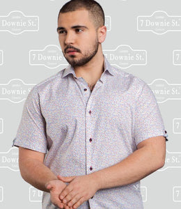 7 Downie St Short Sleeve Shirt YS1853