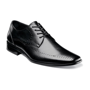 STACY ADAMS | Atwell Toe Oxford Dress Shoe - Black