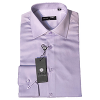 Horst Slim Fit Dress Shirt in Lilac