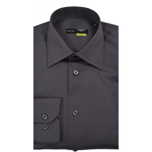HORST | Charcoal Slim Fit Dress Shirt