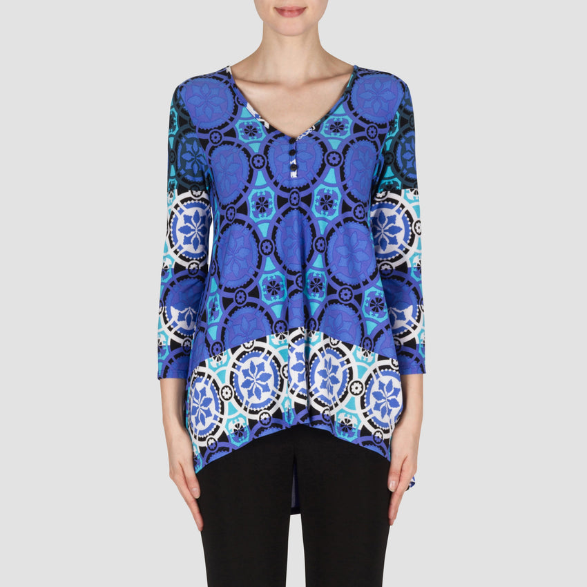 Joseph Ribkoff Top Style 181688 on sale at Freeds