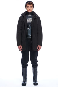 Moose Knuckles Mens Transcona Parka