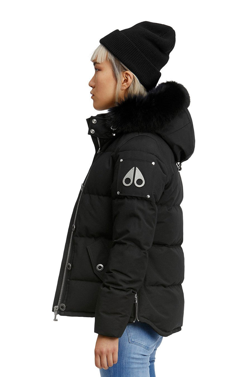 Moose Knuckles Ladies 3Q Jacket Black